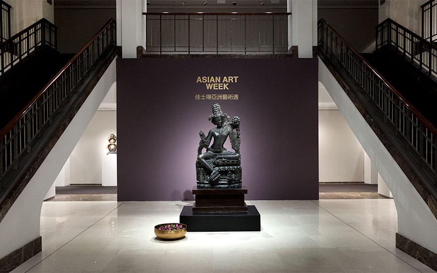 紐約亞洲藝術週締造盛況空前的斐然佳績